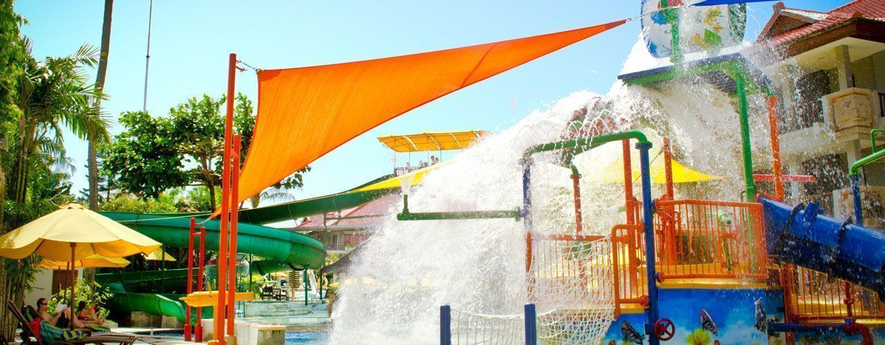 Kids Water Fun Zone